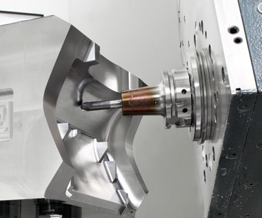HSC-machining with a HAIMER Power Shrink Chuck, Tool Holder & Tool Clamping by HAIMER