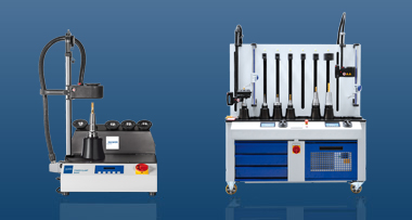 Products shrink fit machines