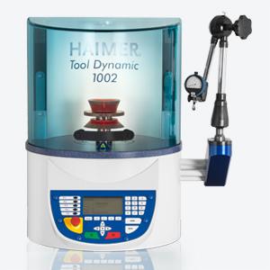Balancing Machine Tool Dynamic Td 1002 Haimer